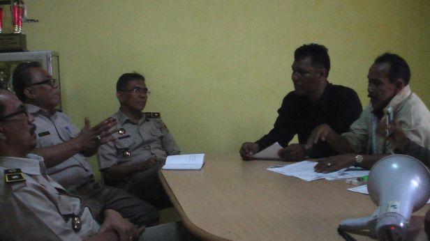Hearing Di BPN Kota Jambi