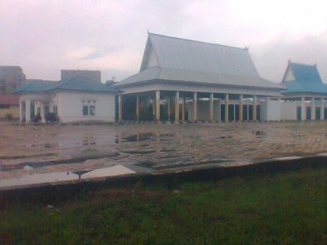 Terminal Angkutan Desa Sejinjang