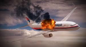Pesawat MH17 Milik Masakapai Malaysia Dirudal