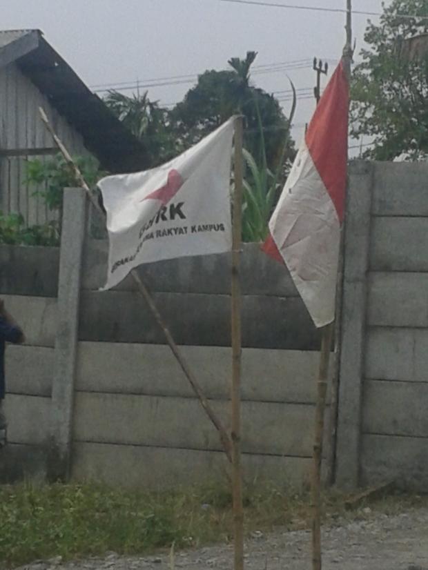 Kelompok GBRK ( Gerakan Bersama Rakyat Kampung ) pimpinan Fiat PNS KESBANGPOL PROVINSI JAMBI