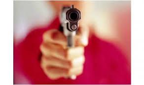 Ilustrasi Wajah Penembak Aktivis