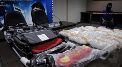BNN Riau Berhasil Ungkap Peredaran Narkoba Di Lapas Tanjung Pinang.RESKRIM.Doc