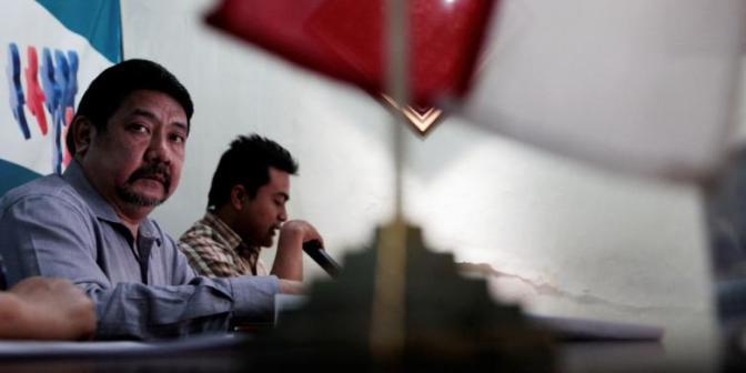 PENUNDAAN EKSEKUSI MATI MARY JANE BUKTIKAN BURUKNYA PERADILAN DI INDONESIA ( DELAYS EXECUTION DEAD MARY JANE PROVE TO POOR JUSTICE IN INDONESIA )