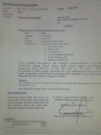 DIREKTUR PTAI KEMENAG RI JAKARTA DIAM SERIBU BAHASA TERHADAP LAPORAN DUGAAN KORUPSI REKTOR IAIN STS JAMBI ( THE DIRECTOR OF THE COLLEGE OF ISLAMIC REPUBLIC OF INDONESIA MINISTRY OF RELIGIOUS AFFAIRS IN JAKARTA A THOUSAND SILENT LANGUAGE OF CORRUPTION REPORTS AGAINST A PRESIDENT IAIN STS JAMBI )