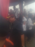 HBA : HADIRI APEL SIAGA HARI SUMPAH PEMUDA ORMAS DAN OKP DI ARENA MTQ