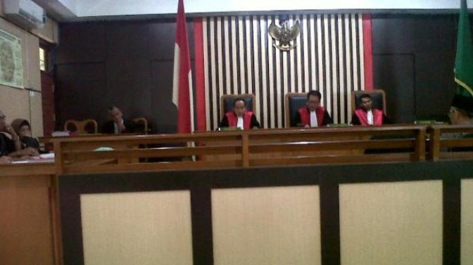ZUHERLI LIABLE 4.6 YEARS IN THE CASE ALKES Muaro Jambi
