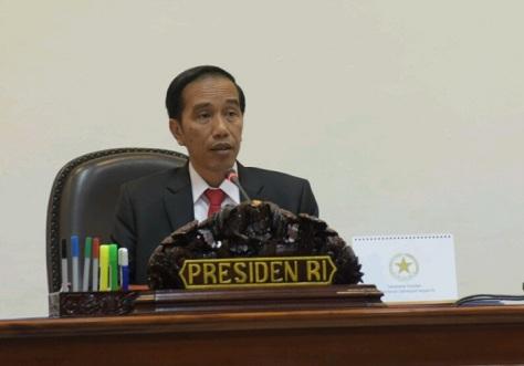 Presiden Republik Indonesia,Joko Widodo.RESKRIM.Doc