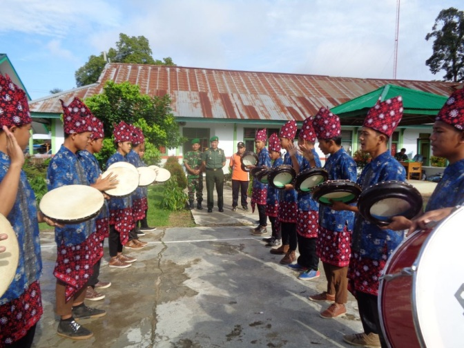 KORAMIL 415-05 / Sengeti JOINT SMK 1 Muaro Jambi  PREPARING THE YOUNG GENERATION AS A DISCIPLINARY ENFORCEMENT Cadre LOVE THE CHARACTER AND GROUND WATER