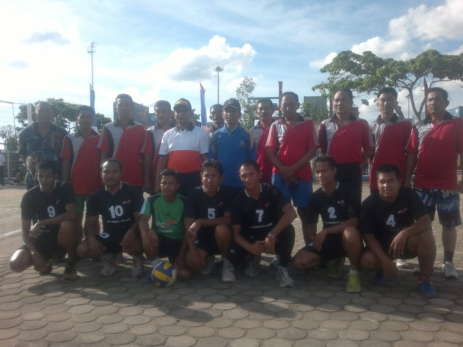 MARITIME SOCIETY SPORTS EVENTS IN ORDER JAMBI NATIONAL COMMUNICATIONS DAY 2016