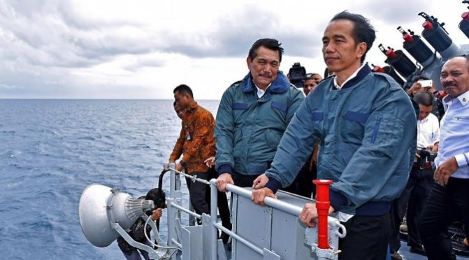 Jokowi: TNI ALL STRATEGIC WEAPONS WE WILL CREATE YOUR OWN